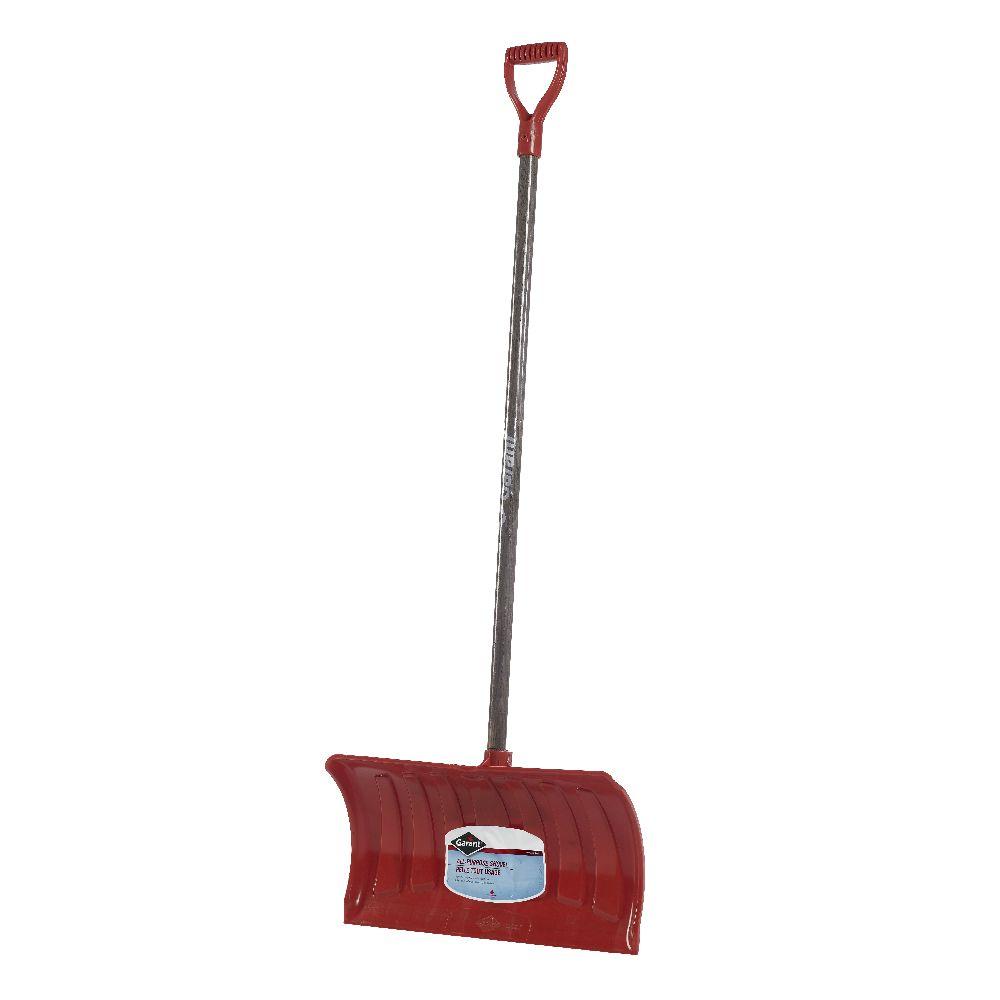 Nordic Snow Shovel - 21 Inch