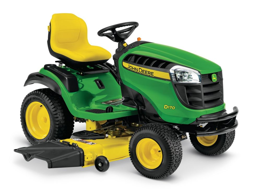 D170 54-inch 25-HP V-Twin Hydrostatic Front-Engine Riding Mower