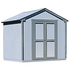8 ft. x 8 ft. Kingston Shed with Floor Frame