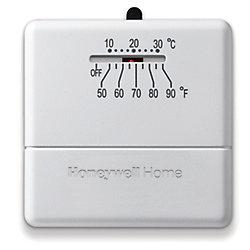 Honeywell Economy Heat Only Millivolt Thermostat