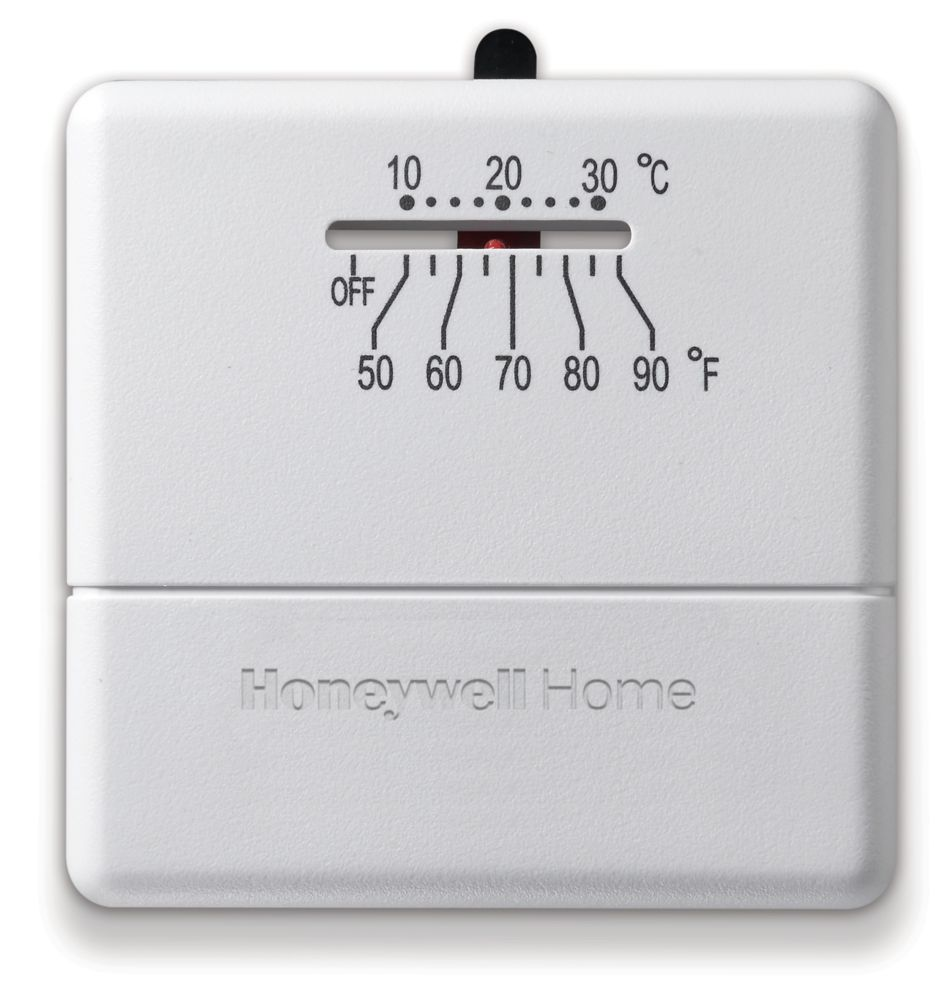 Honeywell Economy Heat Only Millivolt Thermostat