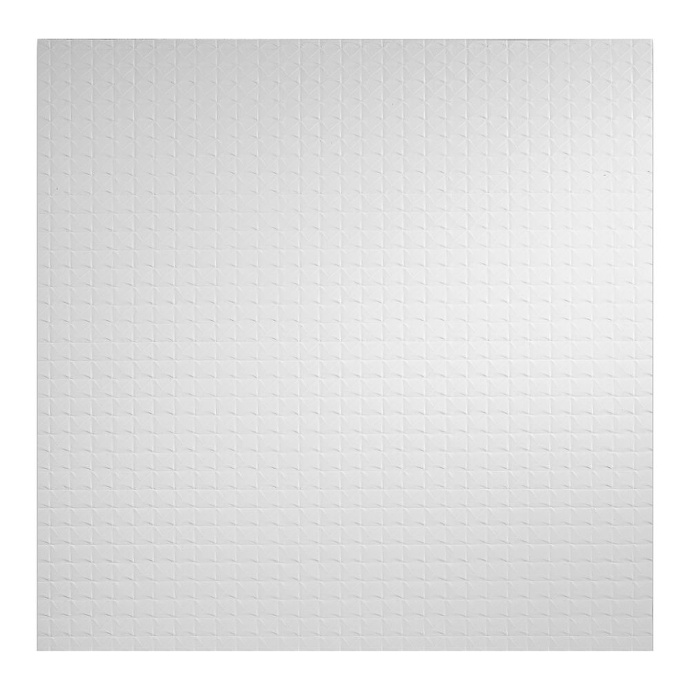 2  Feet x 2  Feet Classic Pro White Lay In Ceiling Tile