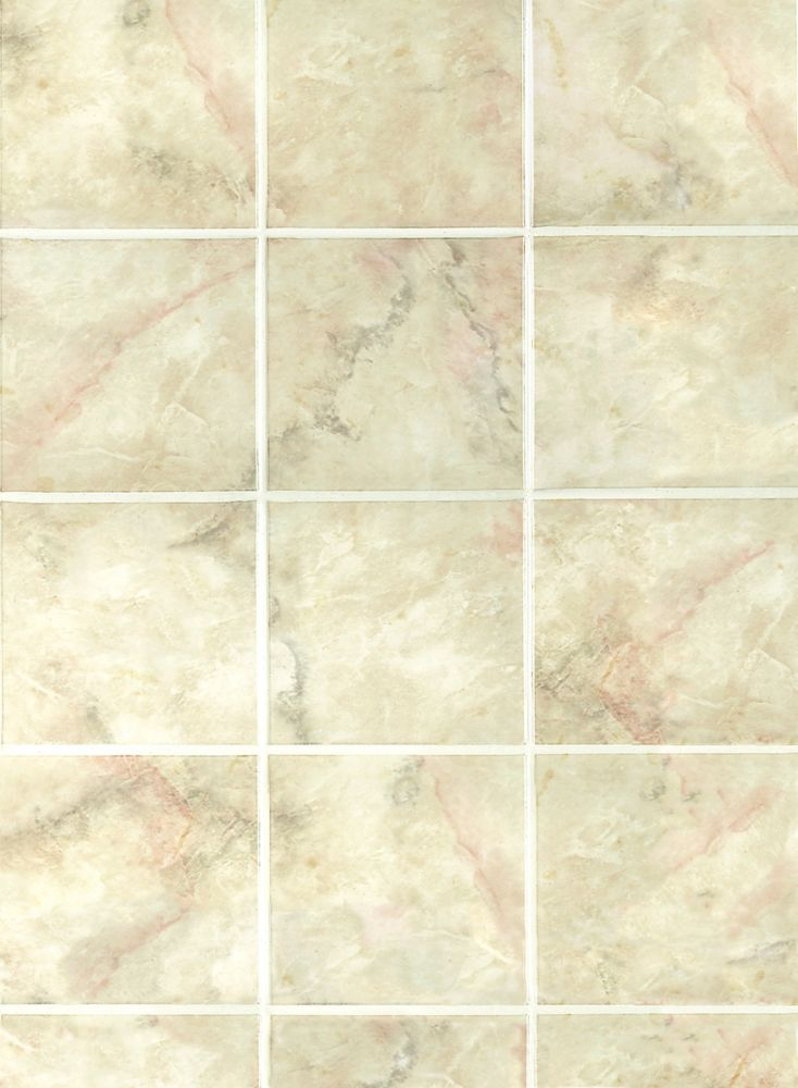 Marble Wall Paneling : Decorative panels milan marble tileboard the home depot