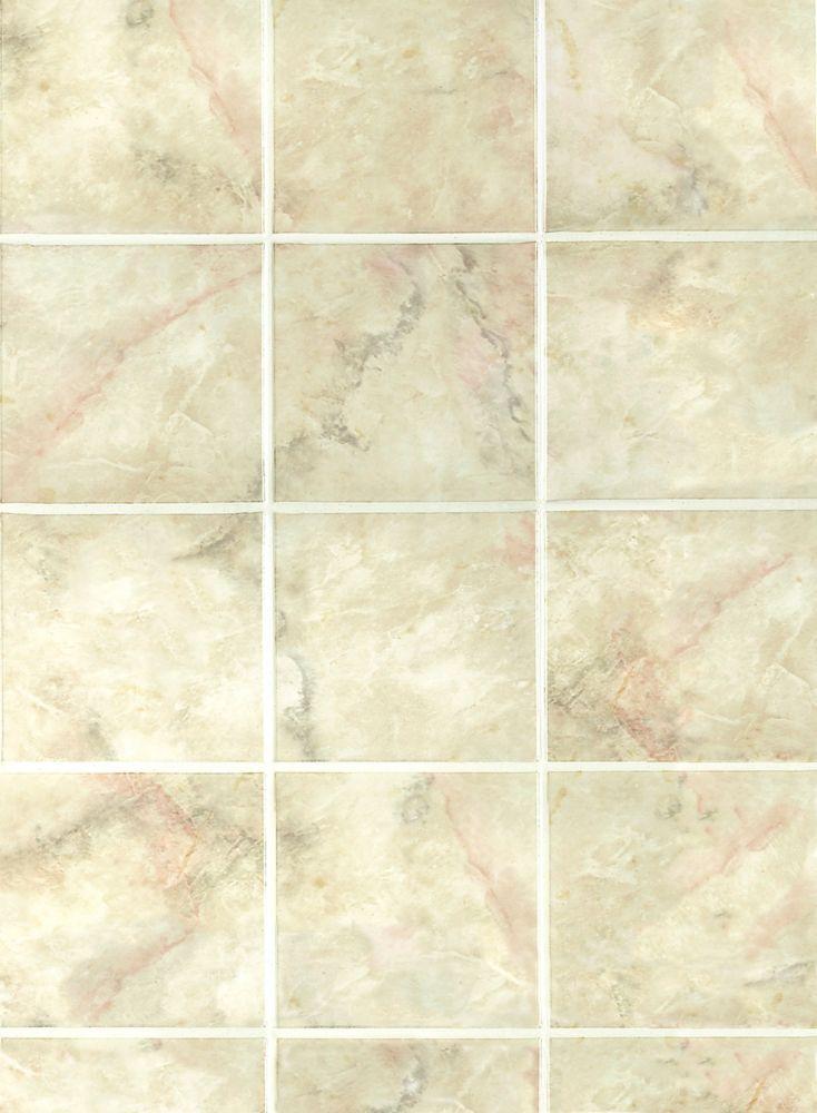 Panneau de carrelage en marbre de Milan