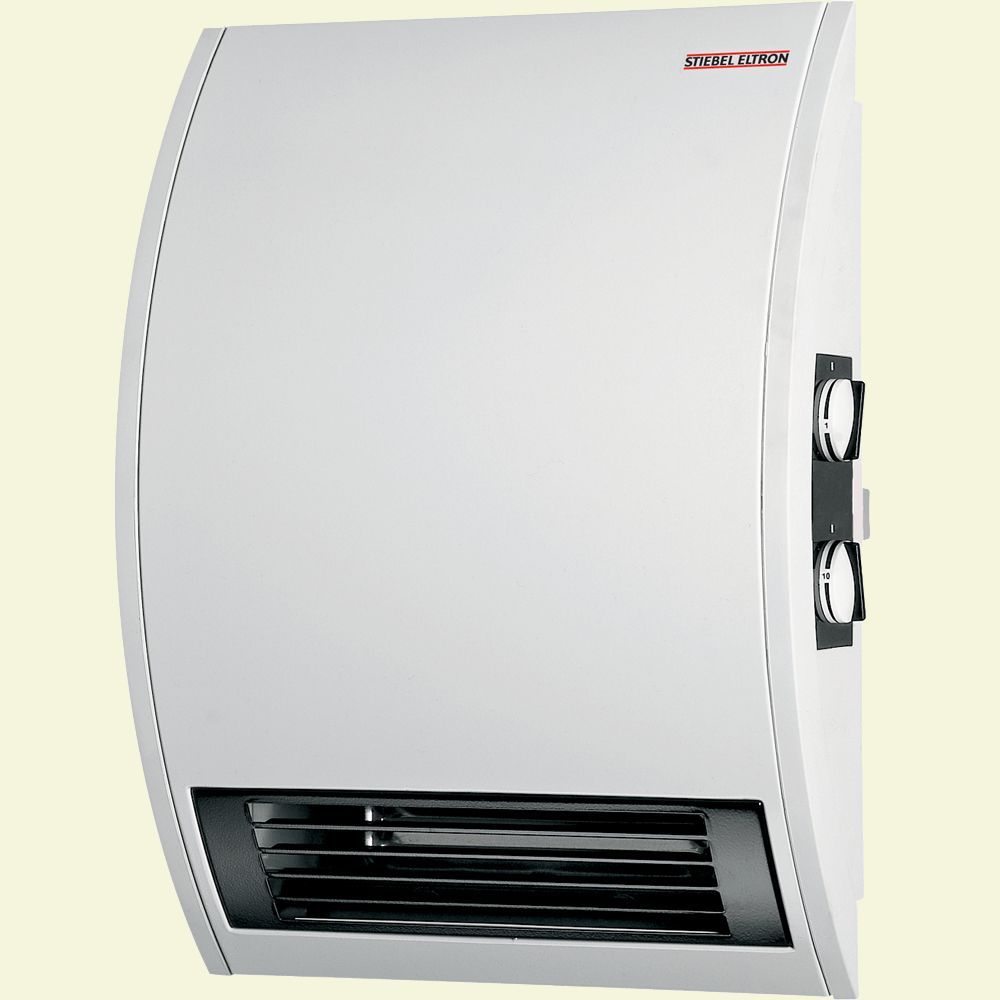 Stiebel eltron ckt 20 e wall mounted electric fan heater for Convecteur mural