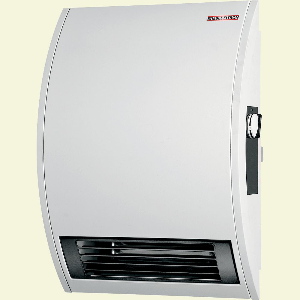 CK 15 E Wall-Mounted Electric Fan Heater