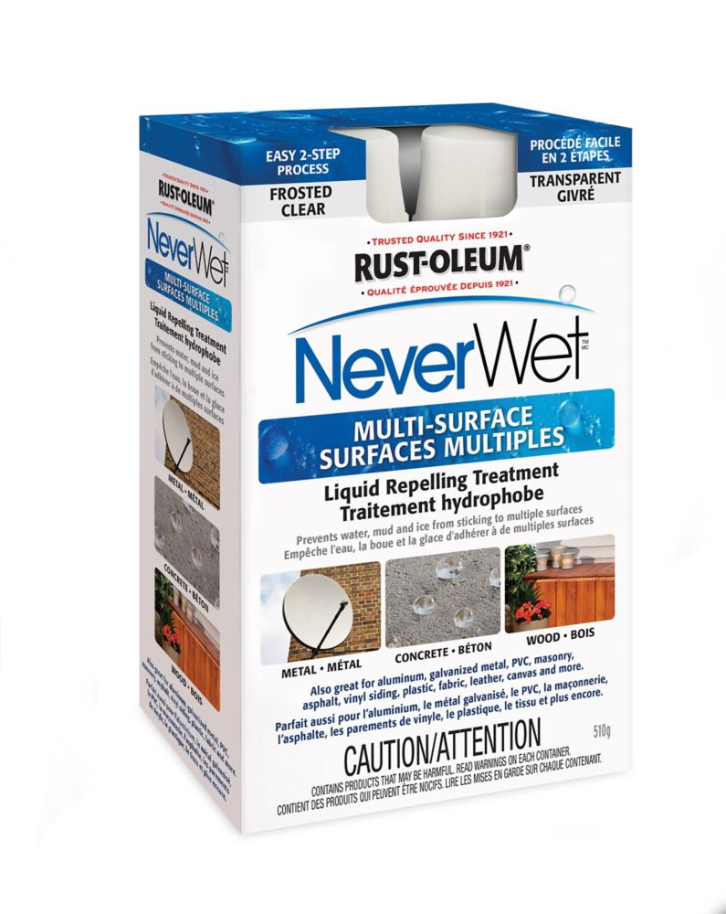 Neverwet Liquid Repellant Kit