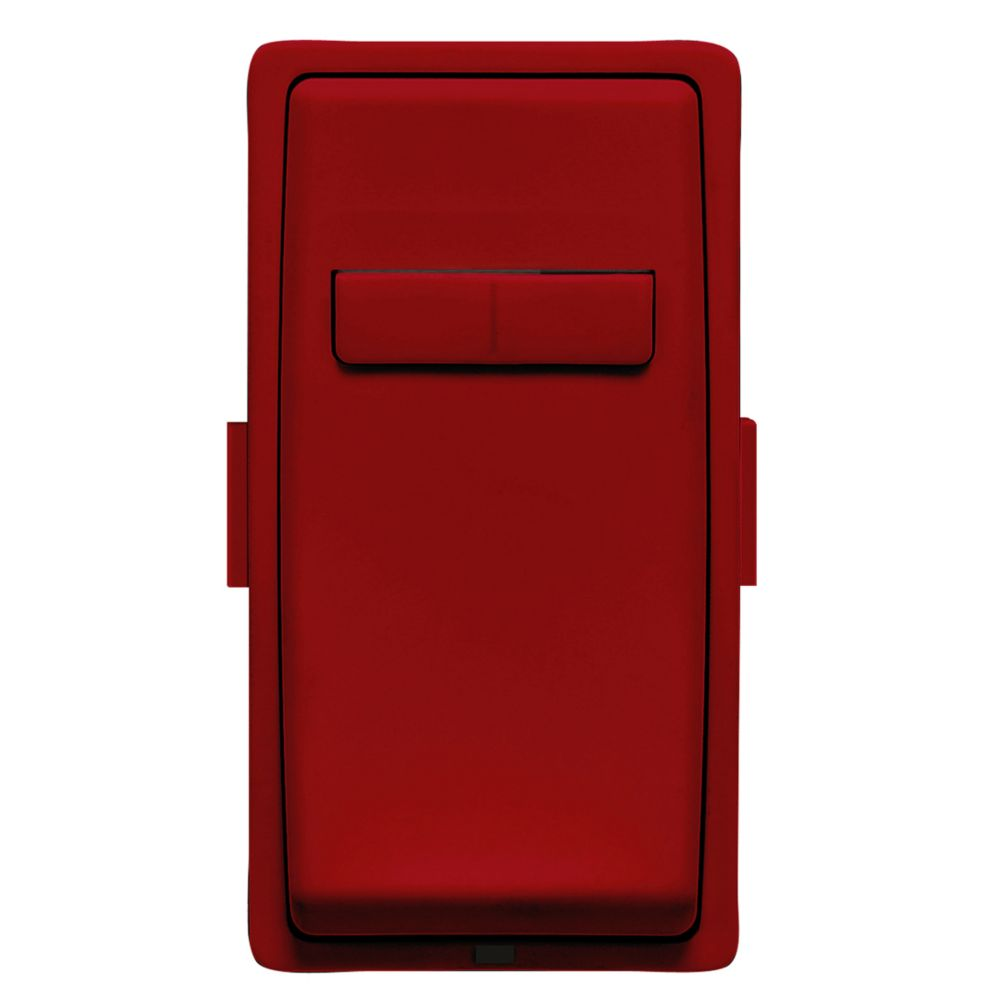 Colour Change Kit for Coordinating Dimmer Remotes, in Red Delicious