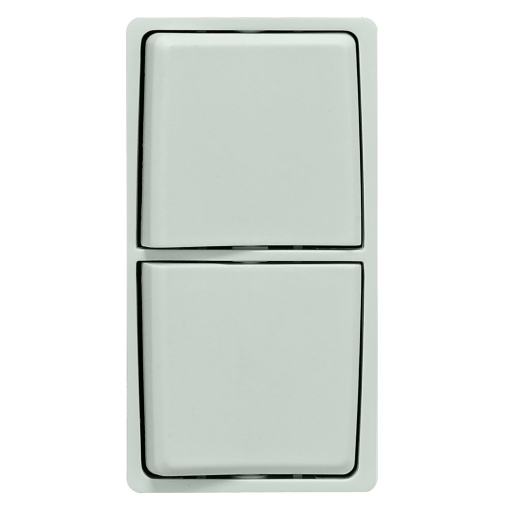 Renu Face Plate for Combination Switch (Wallplate not Included) in Sea Spray