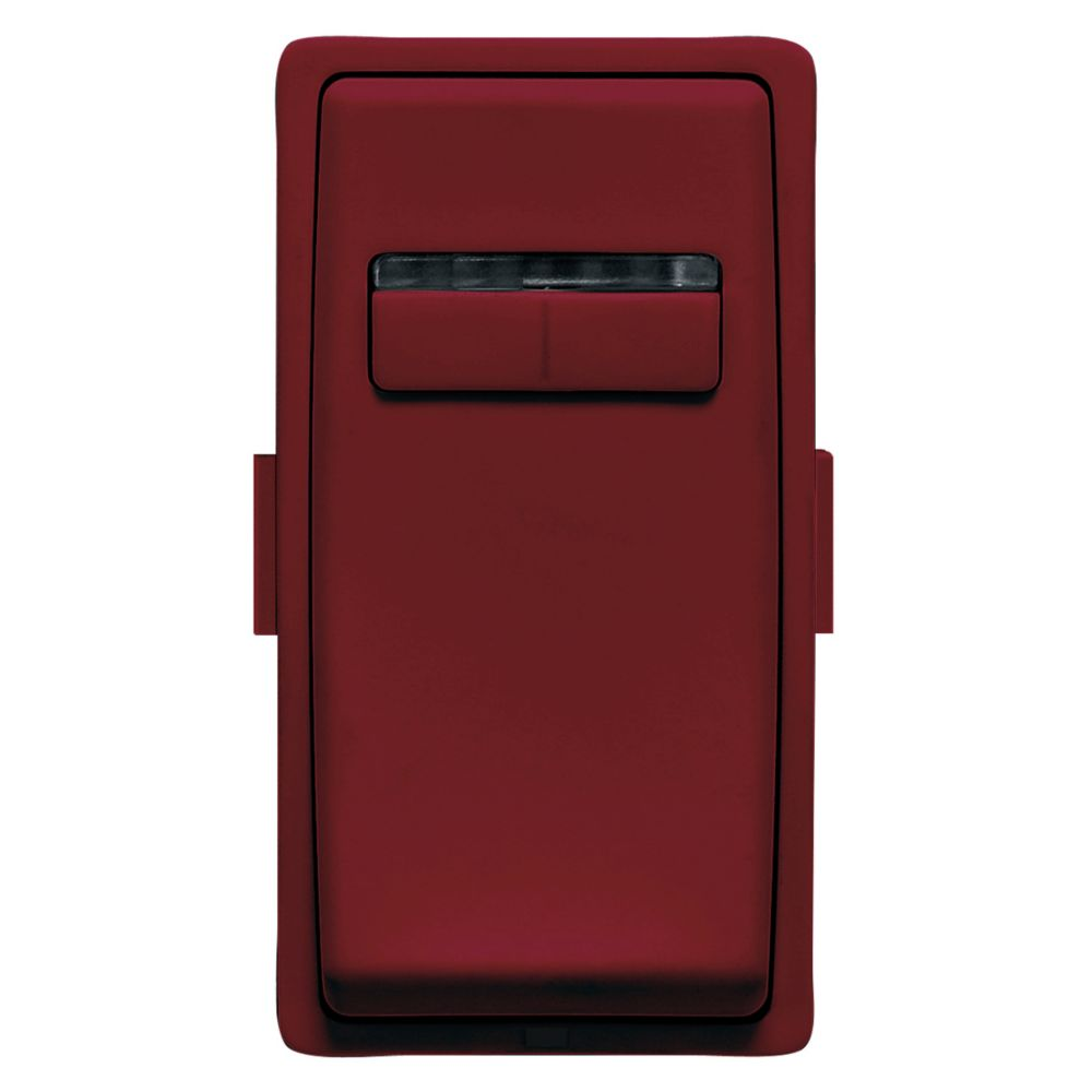 Colour Change Kit for Dimmers, in Deep Garnet