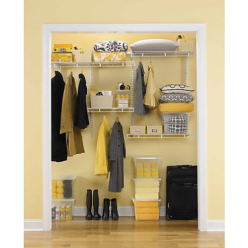 Multi-Purpose Closet Kit
