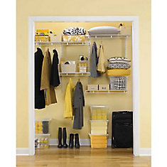 Ensemble universel de cabinet de Rubbermaid
