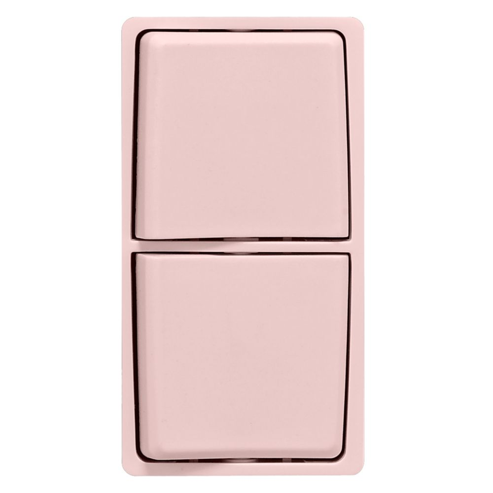 Colour Change Kit for Combination Switches, in Fresh Pink Lemonade