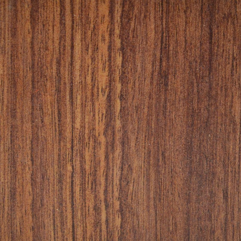 14mm Thick Burnished Brazilian Cherry Laminate Flooring Sample
