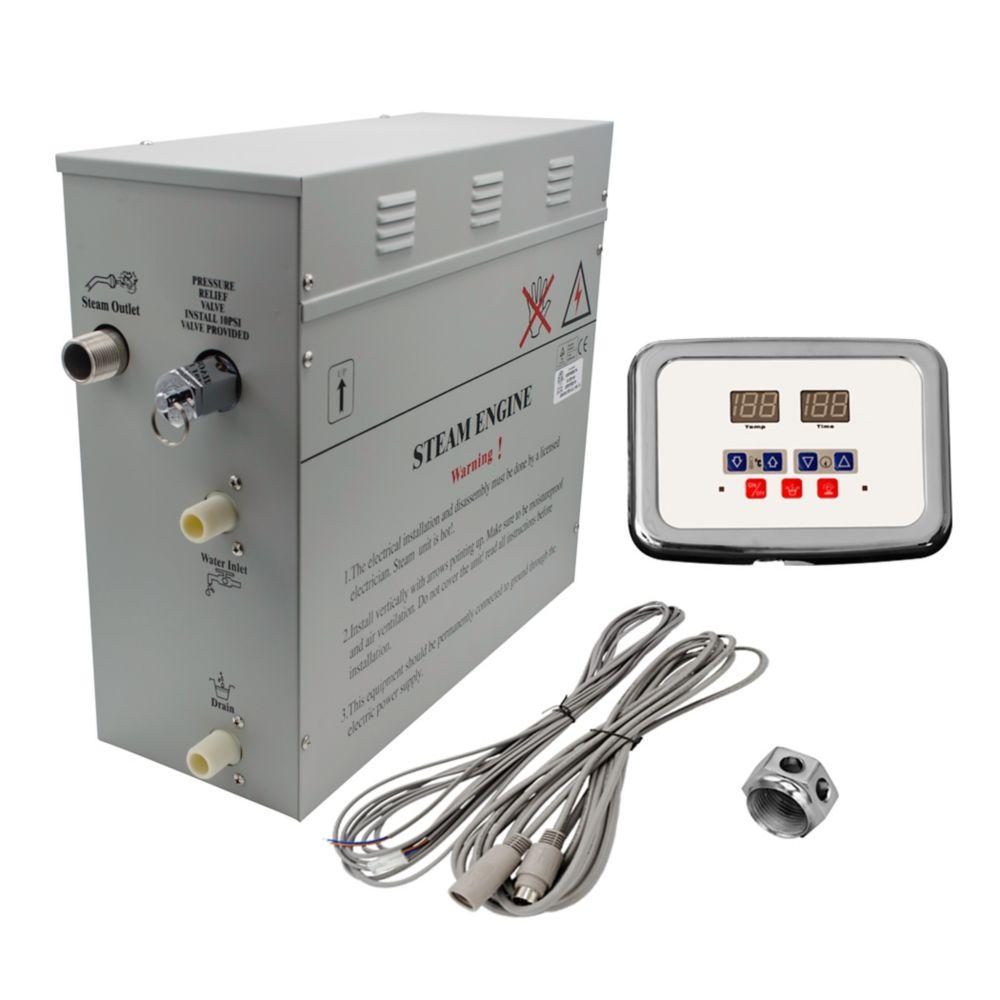 6 Kilowatt Steam Generator