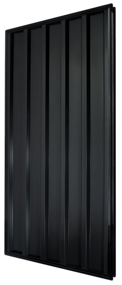 Système de chauffage solaire 1500GS avec ventilateur photovoltaïque séparé