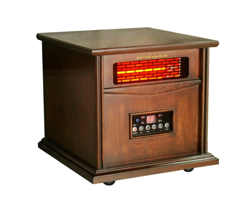 deals and reviews for heat wave sussex infrared heater at