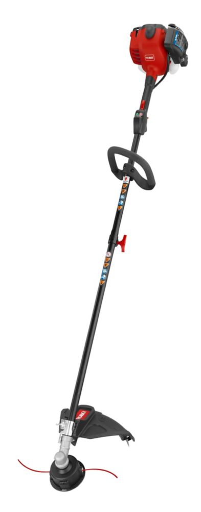 18-inch 25.4cc 2-Cycle Straight Shaft Trimmer
