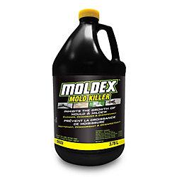 Moldex Nettoyant et désinfectant contre les moisissures Moldex<sup>®</sup> – 128 oz