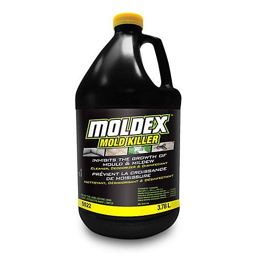 Nettoyant et désinfectant contre les moisissures Moldex<sup>®</sup> – 128 oz
