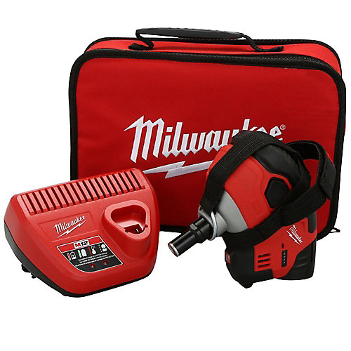 M12 Cordless Lithium-Ion Palm Nailer Kit