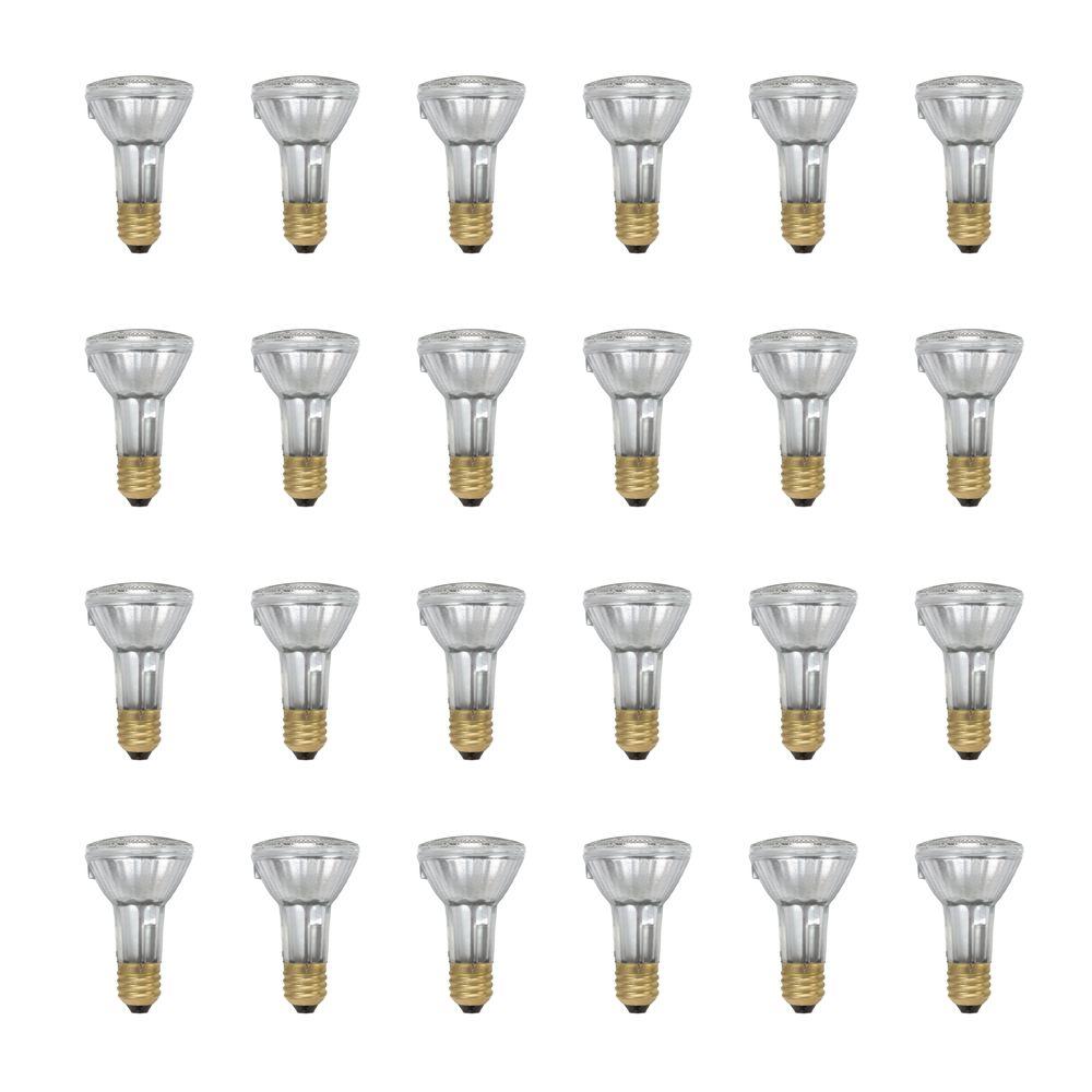 EcoVantage Ampoule éconergétique-Halogène Projecteur d'intérieur-PAR20 39W = 50W - Cas de 24 Ampo...