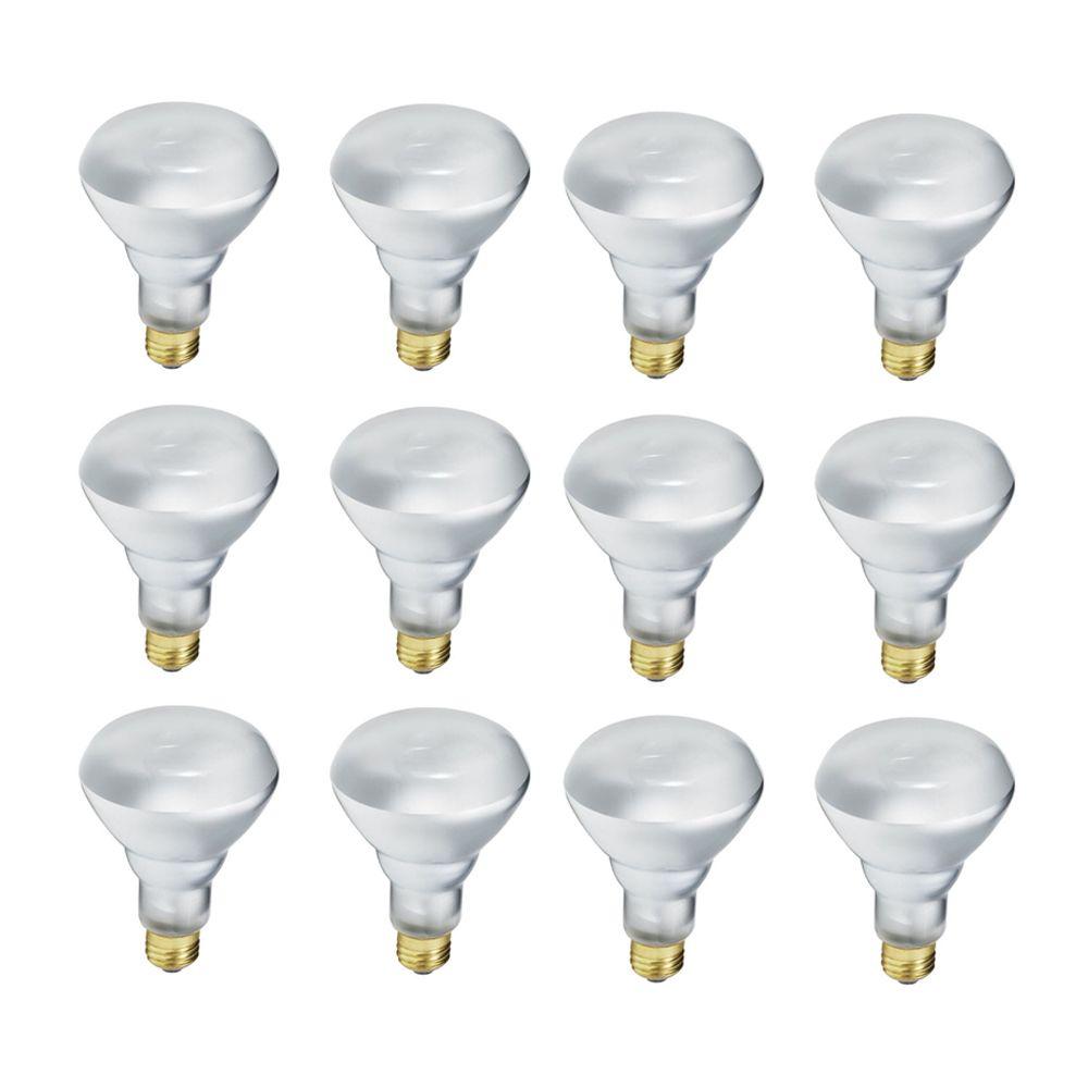 EcoVantage Ampoule éconergétique-Halogène Projecteur d'intérieur-BR30 50W = 85W - Cas de 12 Ampou...