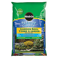Terre à jardin Miracle - Gro Moisture Control