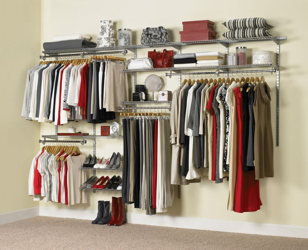 your depot expert martha storage diy organizers organizer closets hom with tips home rubbermaid stewart lowes closet customize systems