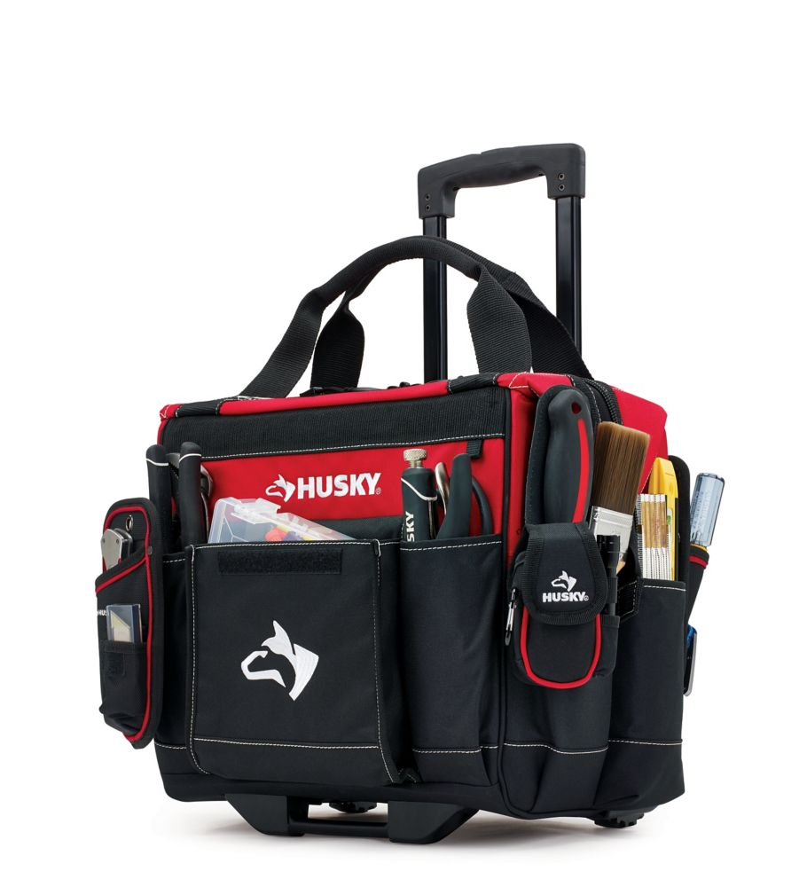 14inch Rolling Tool Tote