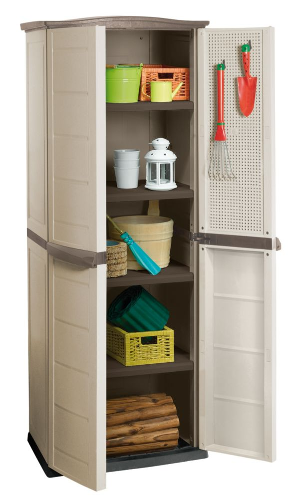 Jardin Compact Vertical Shed