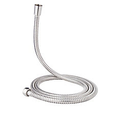 72-inch Stainless Steel Hose in Brushed Nickel