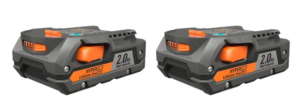 18V Lithium-Ion Battery (Two Pack)