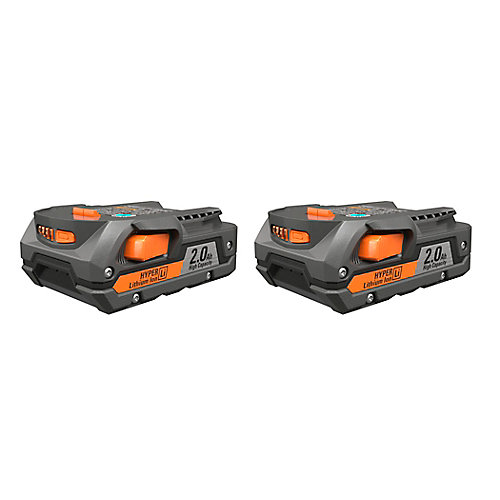 18V 2.0Ah Lithium-Ion Battery (2-Pack)