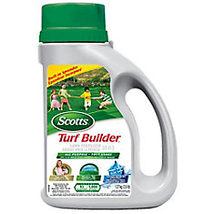 Turf Builder Lawn Fertilizer Jug 30-0-3