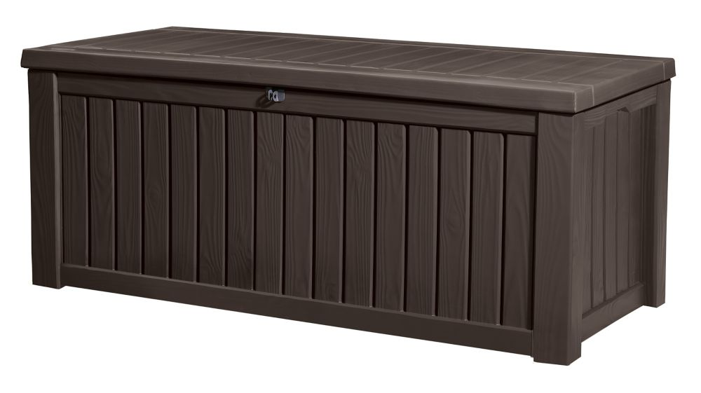 Jardin Wood Look Deck Box -(20.05 Cu.Ft.)