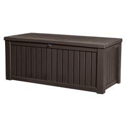 Keter 20 cu. ft. Wood Look Deck Box