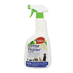 Critter Ridder Animal Repellent Ready-to-Use Spray 940mL