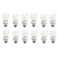 Philips LFC Mini Twister EnergySaver 23W = 100W  Lumière du jour (6500K) - Cas de 12 Ampoules
