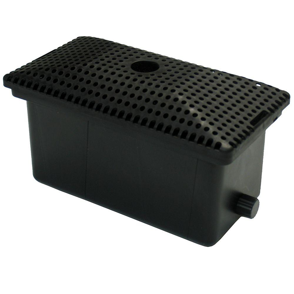 Boîte de filtration pour bassins - 600