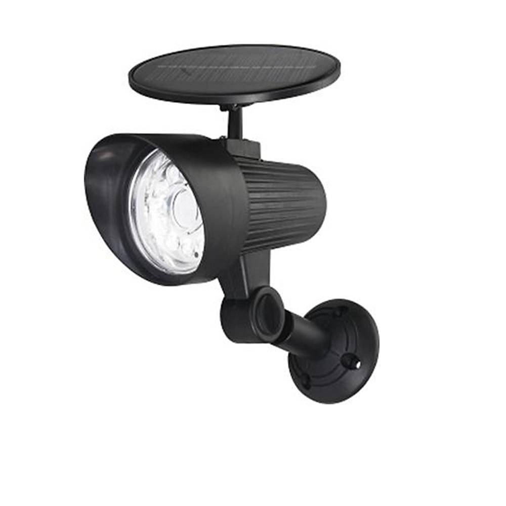 Hampton Bay Solar Led Motion Sensor Light The Home Depot