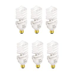 Philips CFL 11/23/34W = 50/100/150W Trilight Soft White (2700K) - Case of 6 Bulbs
