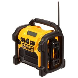 DEWALT Radio de chantier compacte 18/20/12V Max