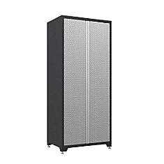 NewAge Products Diamond Plate Pro Locker Cabinet