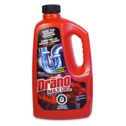 Drano Max Gel 2.3L Clog Remover Drain Cleaner
