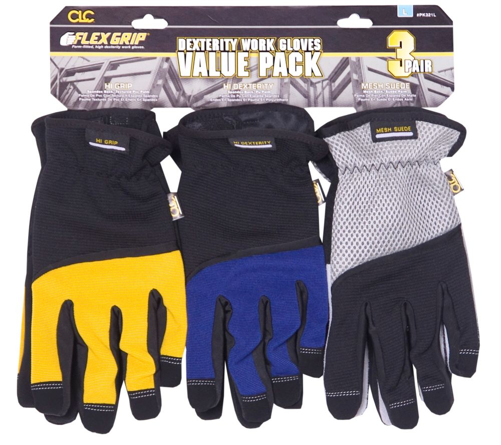Hi Dexterity Glove 3 Pack