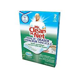 Mr. Clean Effaceur Magique M.Net 16/2Ct