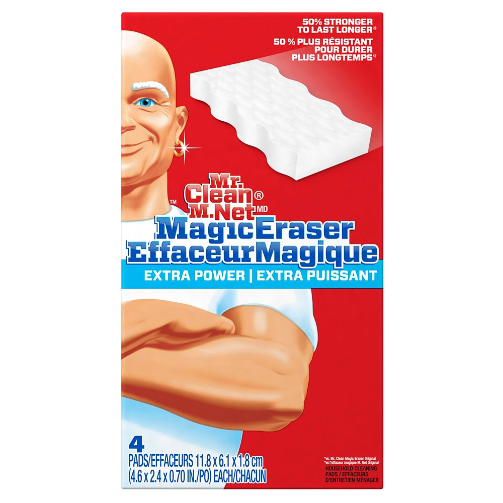 Mr.Clean Magic Eraser Heavy Duty