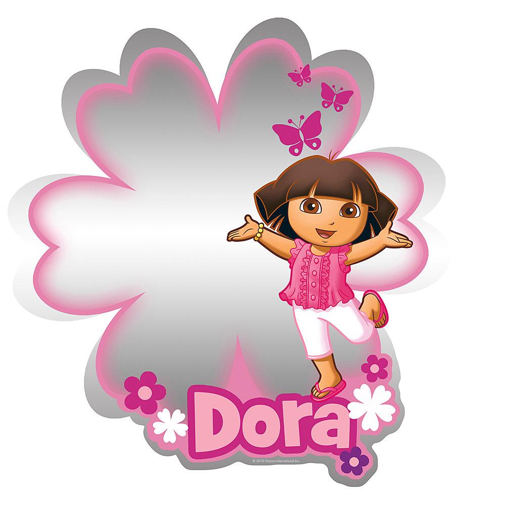 The Wallpaper Company Dora Mirror