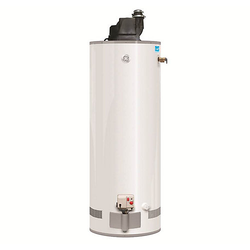 50 Gal Natural Gas Power Vent Water Heater